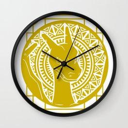 Stained Glass - Pokémon - Charizard Wall Clock