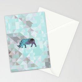 Rhino Stationery Cards