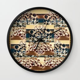 """Menagerie"" Wall Clock"