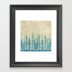 Winter Woods  Framed Art Print