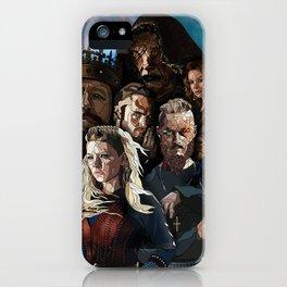Vikings Tribute iPhone Case