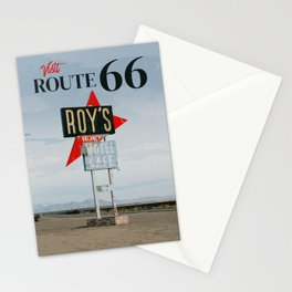 Visit Route 66 Stationery Cards