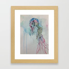 Beautiful Transformation by Kierra Colquitt Framed Art Print