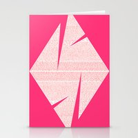 typo Stationery Cards featuring typo by Adrianna Bykowska