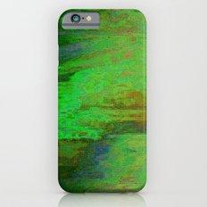 07-030-14 (City Reflection Glitch) Slim Case iPhone 6s
