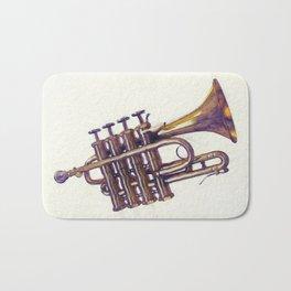 Trumpet Bath Mat