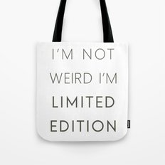 I'm Limited Edition Tote Bag