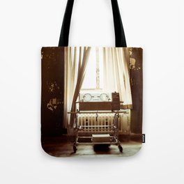 Where's My Baby? Tote Bag