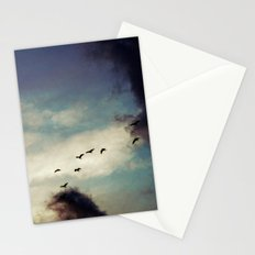 For Love of Sky Stationery Cards