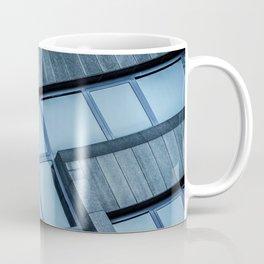Abstract View of Modern Buildings Coffee Mug
