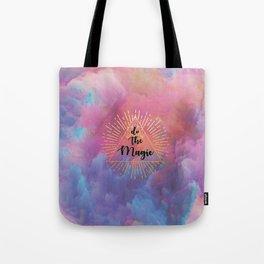 Do the Magic (colorful) Tote Bag