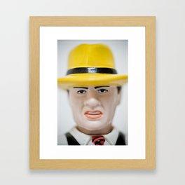 Dick Tracy Framed Art Print