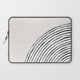 Concentric Circles Laptop Sleeve