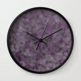 Unicorn Fluff Wall Clock