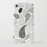 paisley iPhone & iPod Cases featuring Paisley by Anita Ivancenko