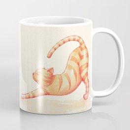 Yoga Cat Coffee Mug