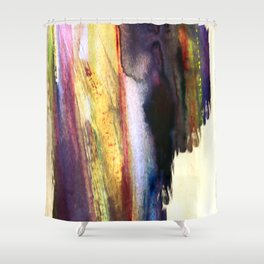 colorfall Shower Curtain