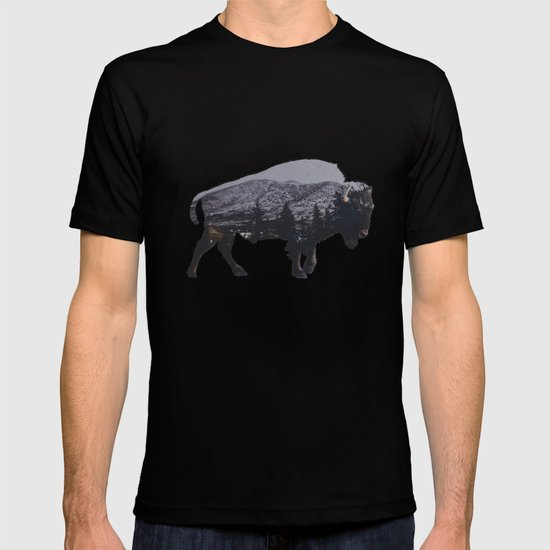 The American Bison T-shirt