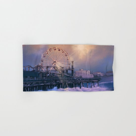 summer landscape Hand & Bath Towel