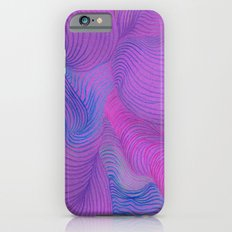 Colored Wind - Colored Pencil iPhone 6s Slim Case