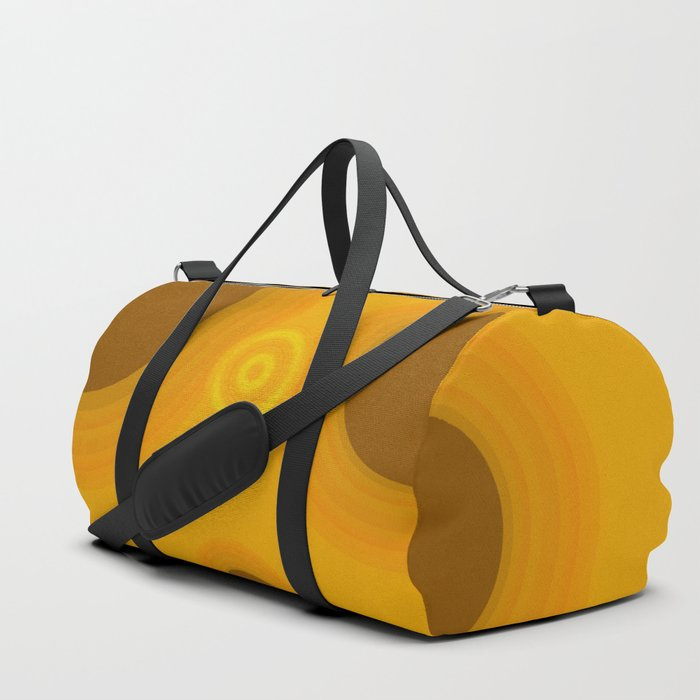 Citrus Fruits - Abstract Duffle Bag