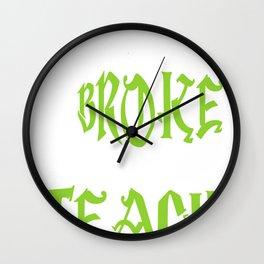 kindergarter copy Wall Clock