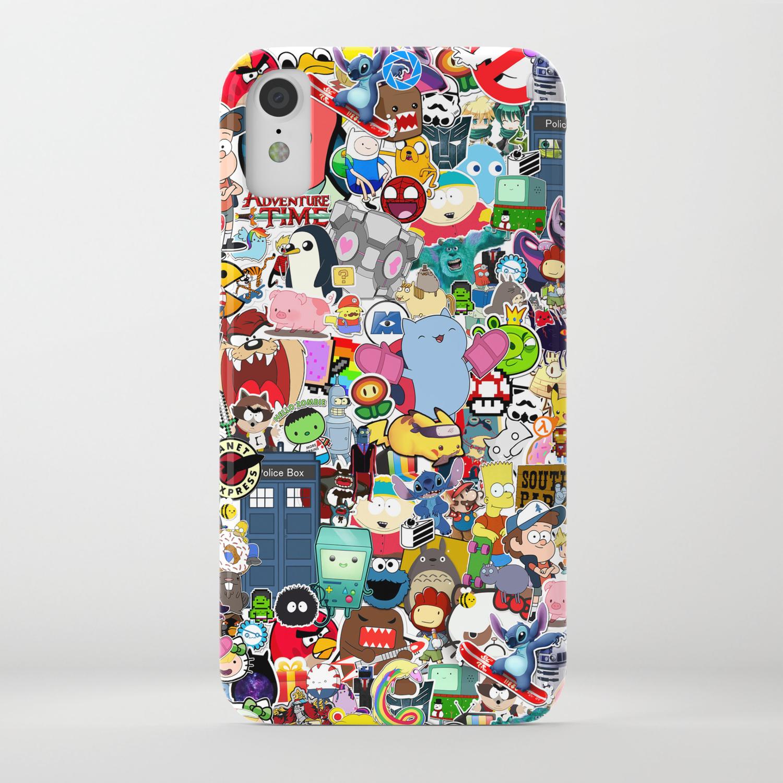 Adventure Time Pop iphone case