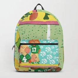 Go Poodles Go Backpack