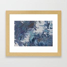 Kyanite Framed Art Print