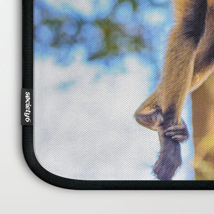 Just Hanging Around Laptop Sleeve