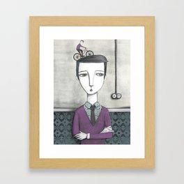 BICI Framed Art Print