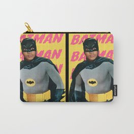 Jaden? Or Bruce Wayne? Carry-All Pouch