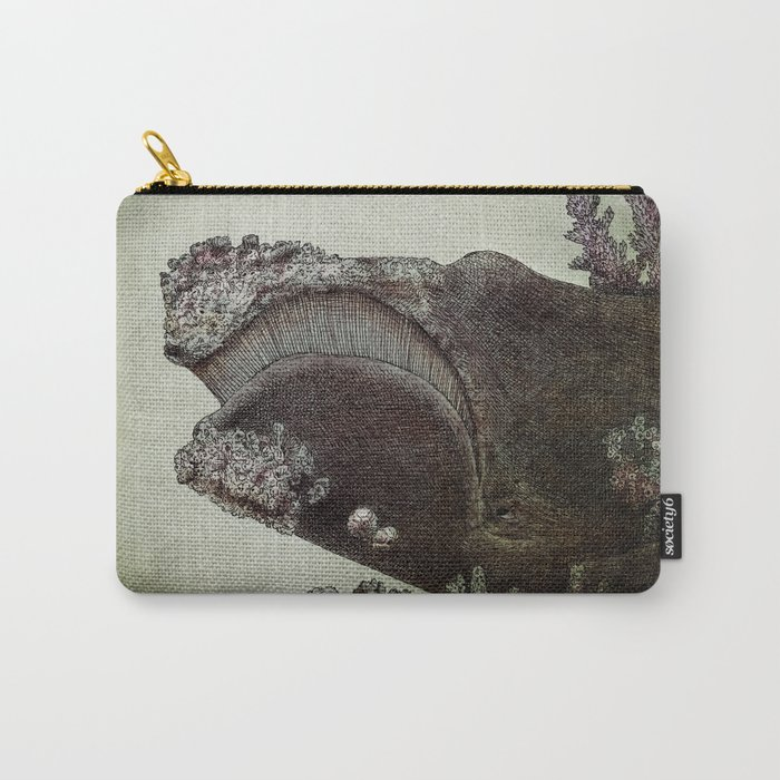 Leviathan (colour option) Carry-All Pouch