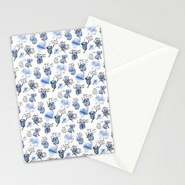 Weird koalas Stationery Cards