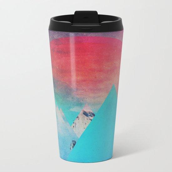 Fractions B20 Metal Travel Mug