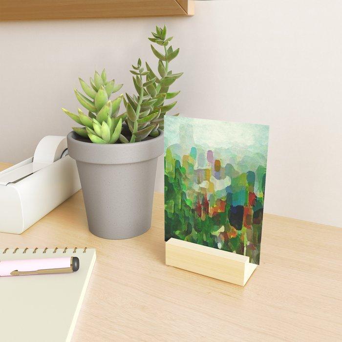 City Park Mini Art Print