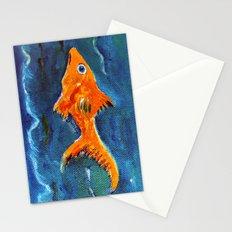Goldfish 2 Stationery Cards