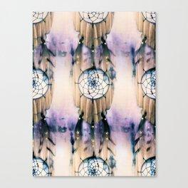 Tiled Dreams Canvas Print