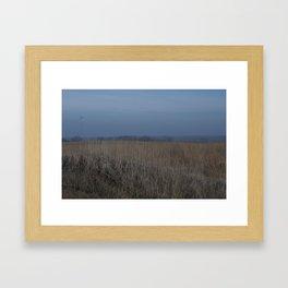 Wisconsin Autumn Framed Art Print