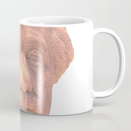 einstein cube head Coffee Mug