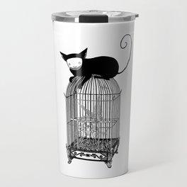 Cages Travel Mug