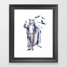 Count Catula Framed Art Print