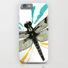 Autumn dragonfly Slim Case iPhone 6