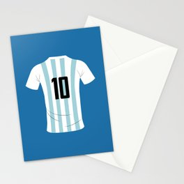 10 Argentina Stationery Cards
