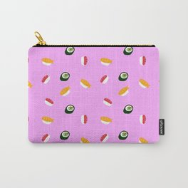 Sushi Illustrated pattern Carry-All Pouch