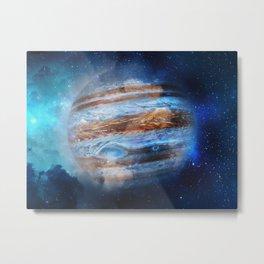 Hello Jupiter! Metal Print