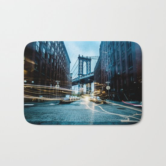 Brooklyn Bridge 2 Bath Mat