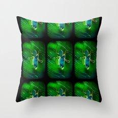 Nature Bijoux Throw Pillow