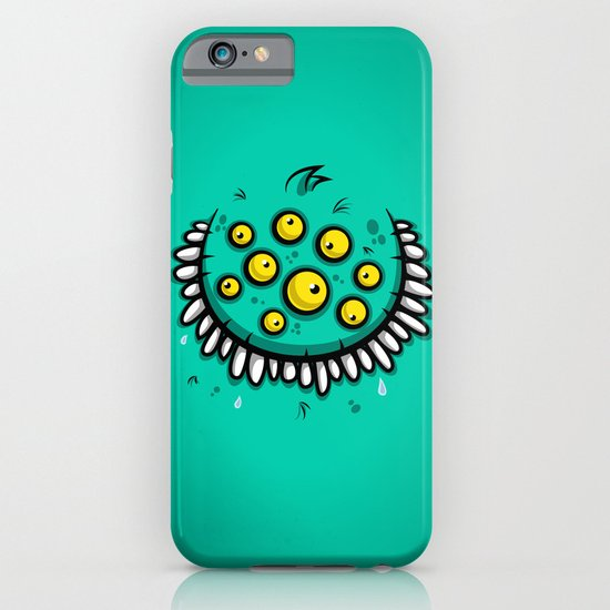 FUNNY EYEBALLS iPhone & iPod Case