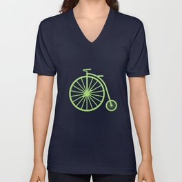 Let's Ride: #2 Unisex V-Neck